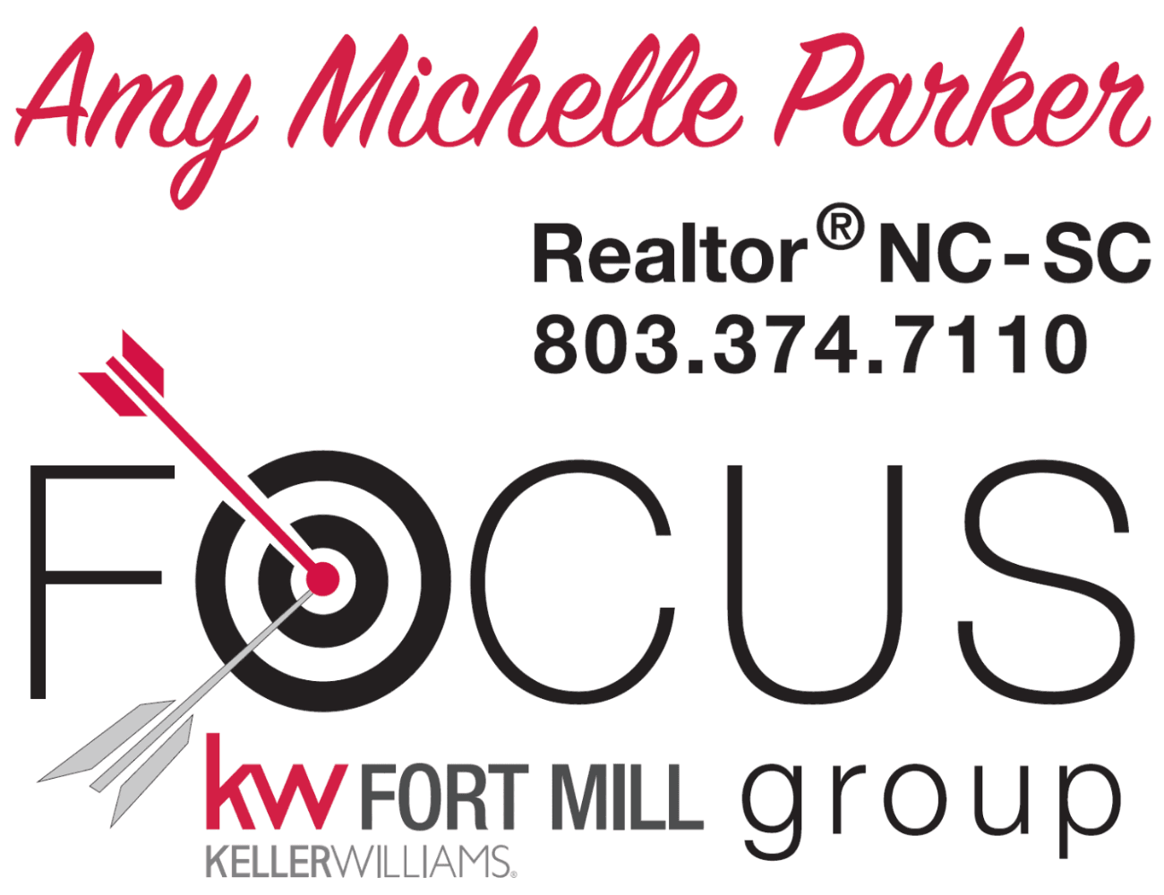 Amy Michelle Parker Realtor